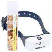 "Collare Antiabbaio con spray deLuxe ""AB 3"" VOSS.PET"