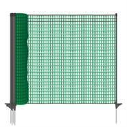 Recinto di delimitazione Universale Premium VOSS.farming, 20 m, 80 cm, 12 pali