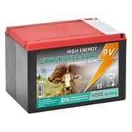 "Batteria per recinti elettrici 9V ""ZINCO CARBONE 55 AH"" VOSS.farming, piccola"
