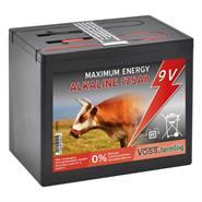 "Batteria per recinto elettrico 9 V ""ALKALINE 175Ah"" VOSS.farming, grande"