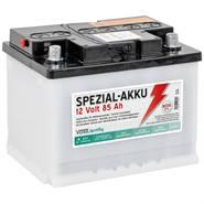 Batteria speciale per elettrificatori 12 V/ 85Ah VOSS.farming, senza acido