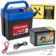 """Elettrificatore a batteria 9 V """"Extra Power 9V"""" VOSS.farming, incl. batteria"""