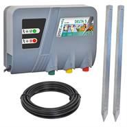 "Elettrificatore da 230 V ""DELTA 5"" VOSS.farming + set per la messa a terra"