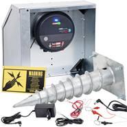 Kit VOSS.farming: Elettrificatore 12 V + Scatola + Palo E + Tester