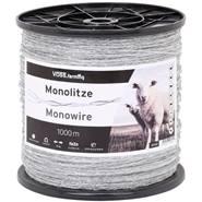 Filo Monowire VOSS.farming, 1000 m, trasparente 2**