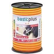 Nastro per recinto elettrico VOSS.farming , 250 m, 10 mm, 4x0,16 acciaio inossidabile, giallo/arancione 1*