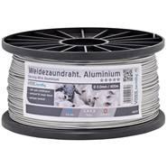 Filo in alluminio VOSS.farming, 400 m, 2,0 mm