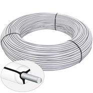 MustangWire VOSS.farming, Horsewire, 200 m, bianco
