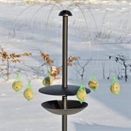 Stazione per uccelli Pælme, con palline, design danese