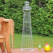 Faro VOSS.garden, zincato a caldo, 135 cm
