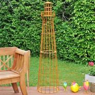 Faro VOSS.garden, finitura patinata, 180 cm