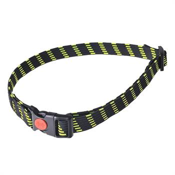 Collare elastico VOSS.PET, 25 mm, giallo