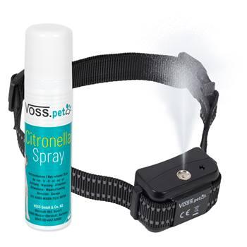 """Collare antiabbaio per cani con spray da addestramento """"AB 2"""" VOSS.PET"""