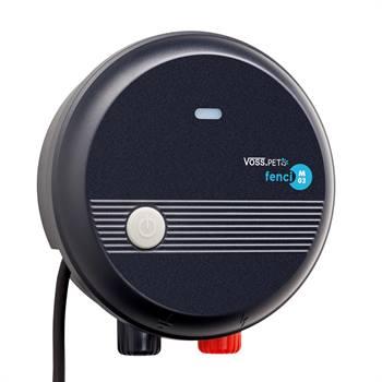 Elettrificatore VOSS.PET fenci M03 da 230 V, per tassi, procioni ed altri piccoli animali