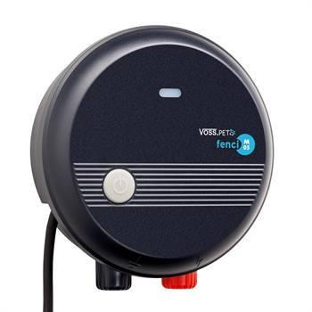 Elettrificatore VOSS.PET fenci M05 da 230 V, per cani, gatti, procioni ed altri piccoli animali