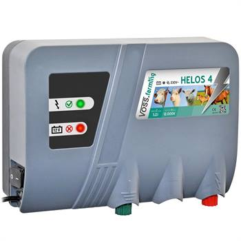"Elettrificatore ""HELOS 4"" VOSS.farming, 12 V-230 V, Duo-Power"