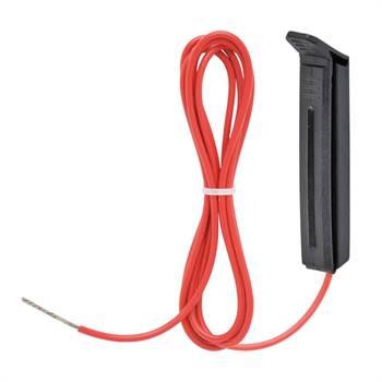 Nastro di collegamento per cavo a clip VOSS.farming, 85 cm, con morsetto in plastica