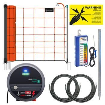 Kit per recinto elettrico per pecore VOSS.farming, 230 Volt