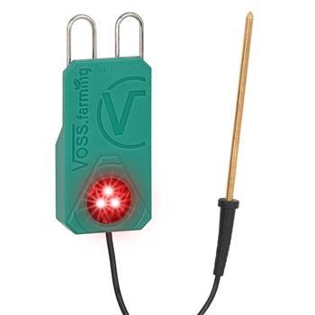"""Tester per recinti elettrici """"Signal Light VL-10"""" VOSS.farming, con 3 LED di controllo"""