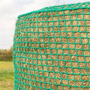 Rete portafieno VOSS.farming, 1,60 x 1,60 m, dimensioni maglia 4,5 x 4,5 cm