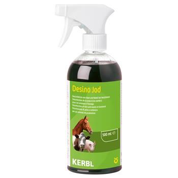 Spray disinfettante Desino Jod KERBL, 500 ml