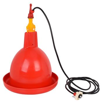Abbeveratoio automatico per pollame a bassa pressione (con tubo di 3 m)