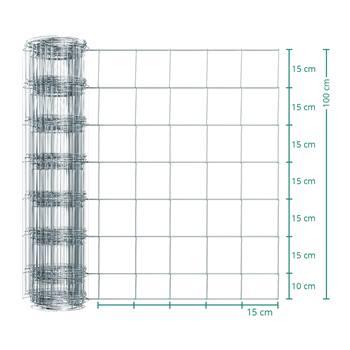 68935-1-rete-metallica-annodata-classic-recinto-per-animali-selvatici-voss-farming-50-m-altezza-100-