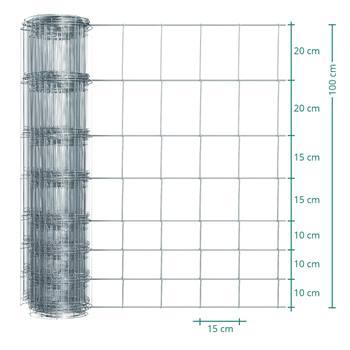 68945-1-rete-metallica-annodata-premium-recinto-per-animali-selvatici-voss-farming-50-m-altezza-100-