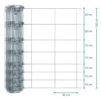 69030-1-rete-metallica-annodata-premium-plus-per-recinto-per-animali-selvatici-voss-farming-50-m-alt