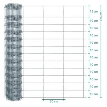 69055-1-rete-metallica-annodata-premium-plus-per-recinto-per-animali-selvatici-voss-farming-50-m-alt