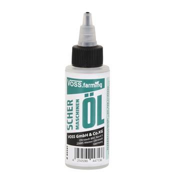 Olio lubrificante VOSS.farming per macchine tosatrici, 70 ml