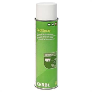 """Spray raffreddante per la tosatura dei cavalli """"CoolSpray"""" Kerbl, 500 ml"""