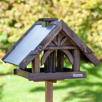 """Casetta per uccelli """"Sibo"""" VOSS.garden, con palo di sostegno"""