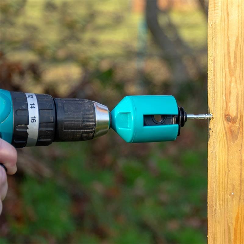 44050-6-kit-starter-box-xl-voss-farming-isolatore-ad-anello-260-pz-mandrino-in-plastica-cartello-di-