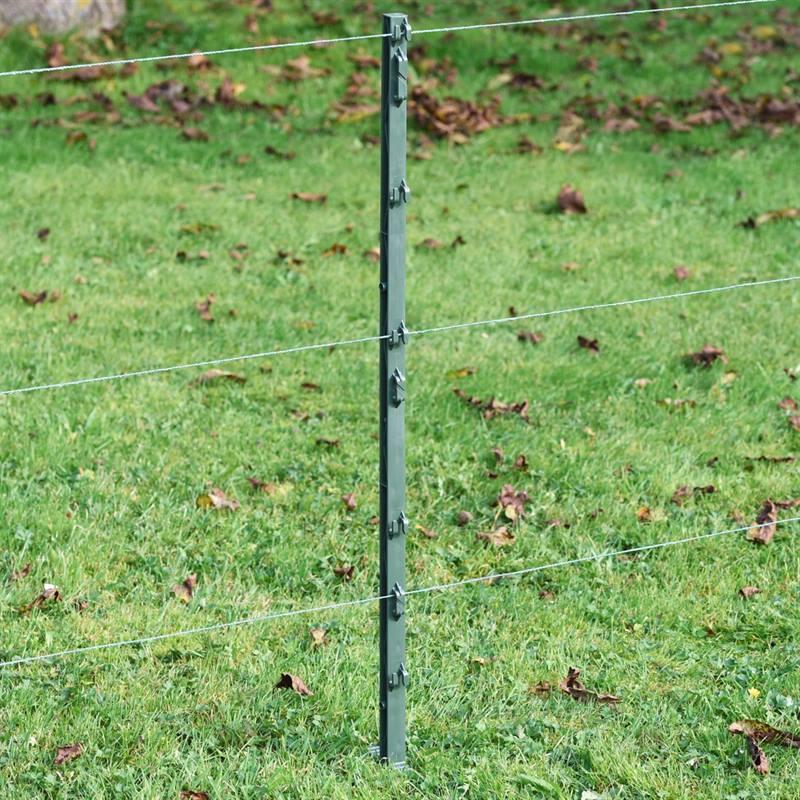 Recinto Elettrico Per Cani.Kit Completo Per Recinto Elettrico Voss Pet Per Cani E Gatti Con Elettrificatore Voss Pet Fenci M09 220 V Verde