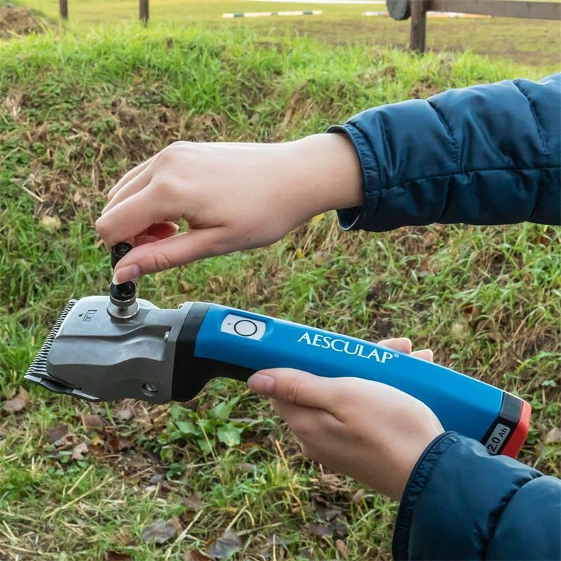 85142-11-tosatrice-per-cavalli-a-batteria-bonum-aesculap-blu-chiave-di-regolazione.jpg