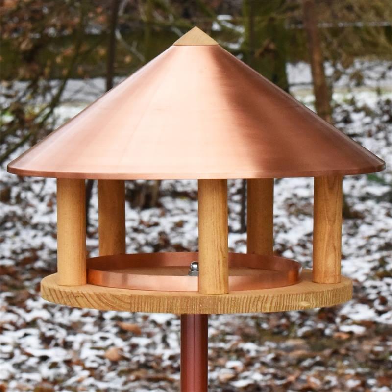 930126-1-casetta-per-uccelli-copenaghen-con-tetto-in-rame-design-danese-altezza-155-cm-con-palo-di-s