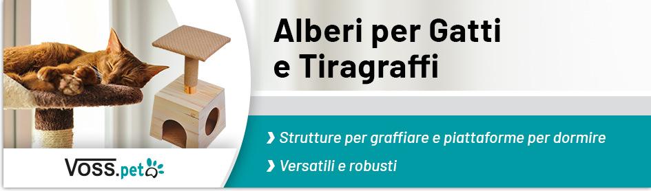 Tiragraffi per Gatti