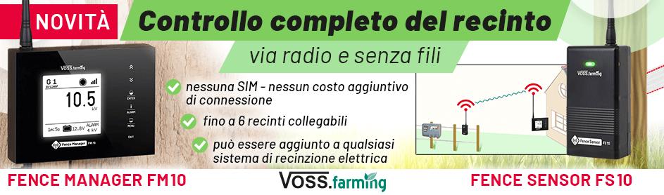 VOSS.farming FM10 + FS10 sensore di monitoraggio