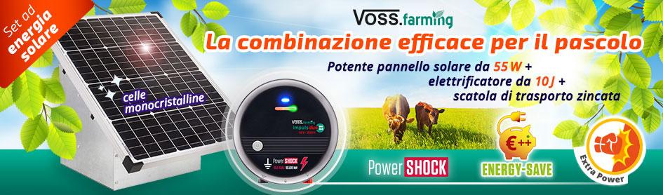 Elettrificatori solari